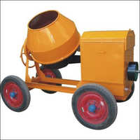 Building Construction Concrete Mixers Machine