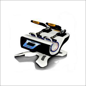 Freesub Mini Double-Station Mug Press Machine For Doing Mug