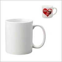 White Tea Mug 6 oz