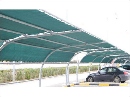 Vehicle Parking Shade Nets