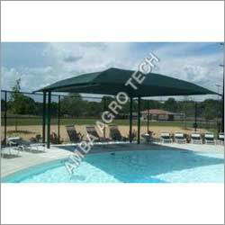 Swimming Pool Shade Nets