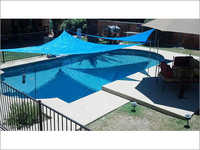 Swimming Pool Protective Shade Nets