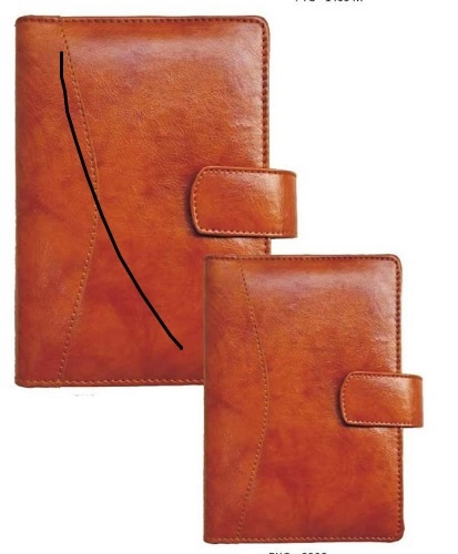 Executive Leather Diary