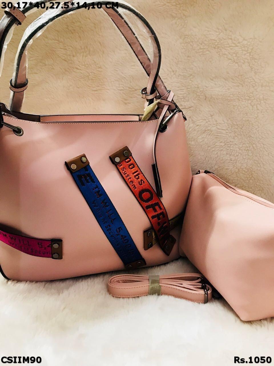 PU Imported Handbag