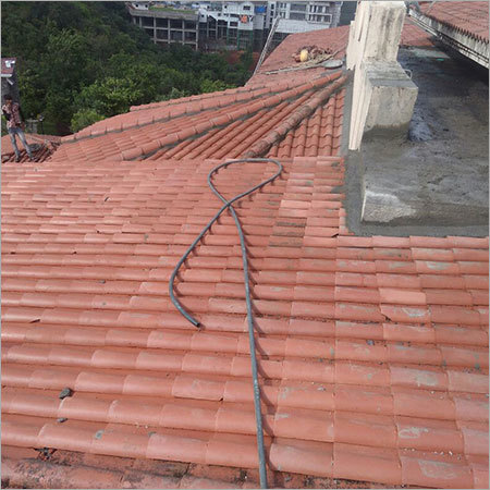 Roofing  Tile installation services