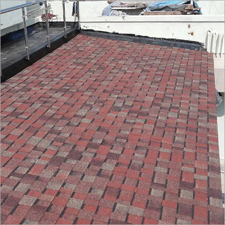 Roofing shingles services