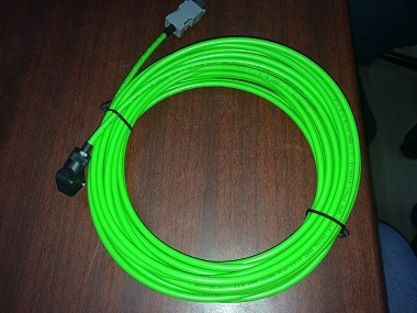 YASKAWA SERVO SHEILDED ENCODER CABLE 750 WATTS