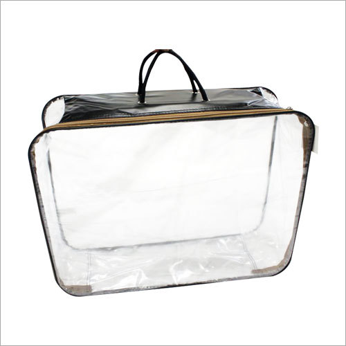Transparent Blanket Bag