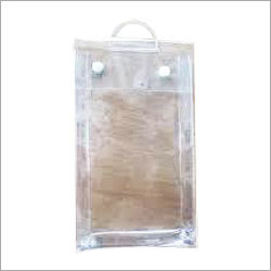 PVC Pillow Packaging Bag