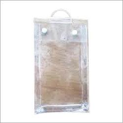 PVC Pillow Packaging Bag