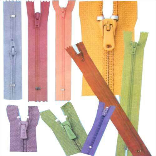 Plastic Moulded Zipper