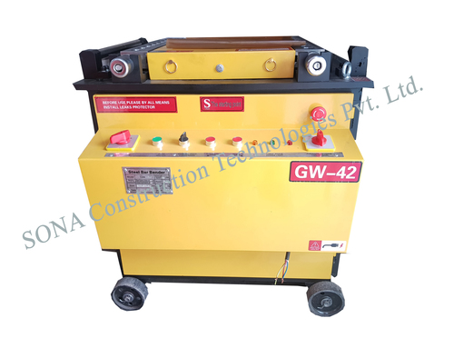 GW-42 Bar Bending Machine