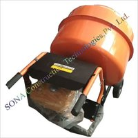 Concrete Pop Mixer