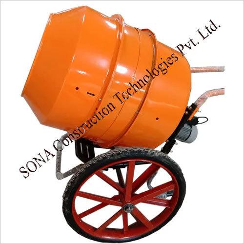 350L Concrete Mixer