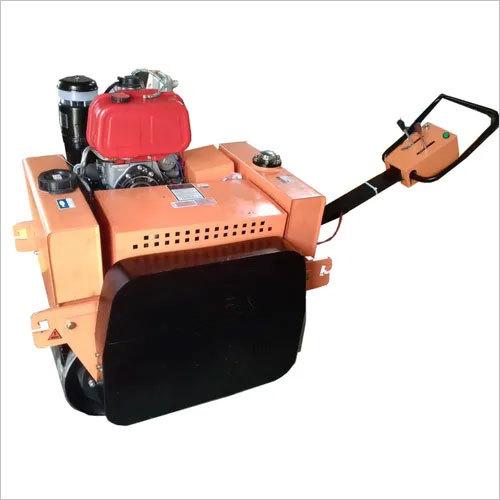 Double Drum Vibratory Roller