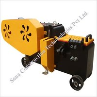 Movable Rebar Cutter Machine