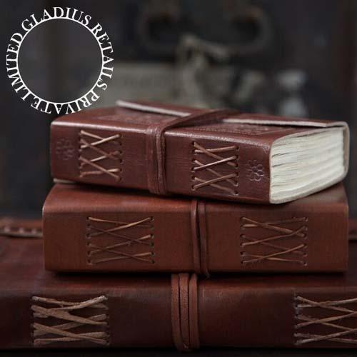 Handmade Refillable Leather Journal