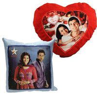 Sublimation Cushion-Square/Heart
