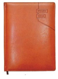 Leather Diary PU Leather Diary