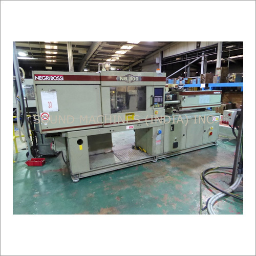 Negri Bossi 100 Tons Plastic Injection Molding Machine