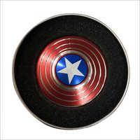 Round Spinner