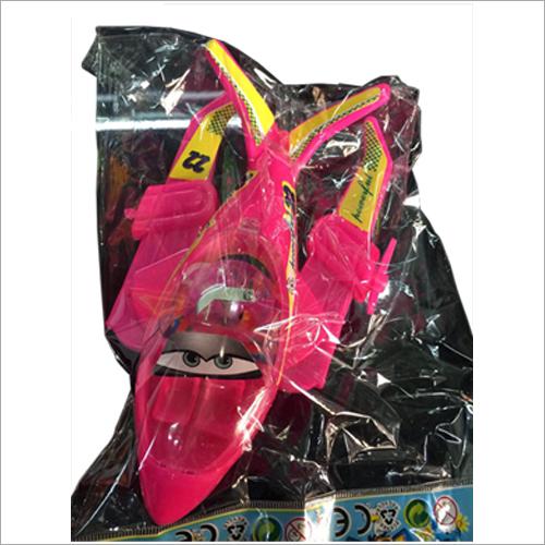 Kids Plastic Aeroplane