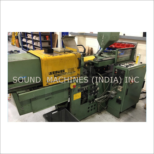 Arburg Injection Molding Machine - SOUND MACHINES (INDIA) INC , No