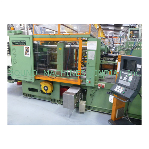 Ferromatik Milacron K350-S Plastic Injection Molding Machine