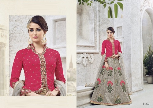 Designer Koti Style Indo Western Suit