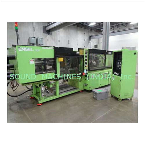Engel 200 Tons Double Barrel Plastic Injection Molding Machine 330-330-200