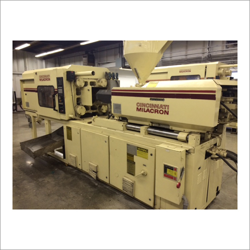 Cincinnati Milacron 165 Tons Plastic Injection Molding Machine