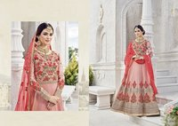 Heavy Work Pakistani Anarkali Suit