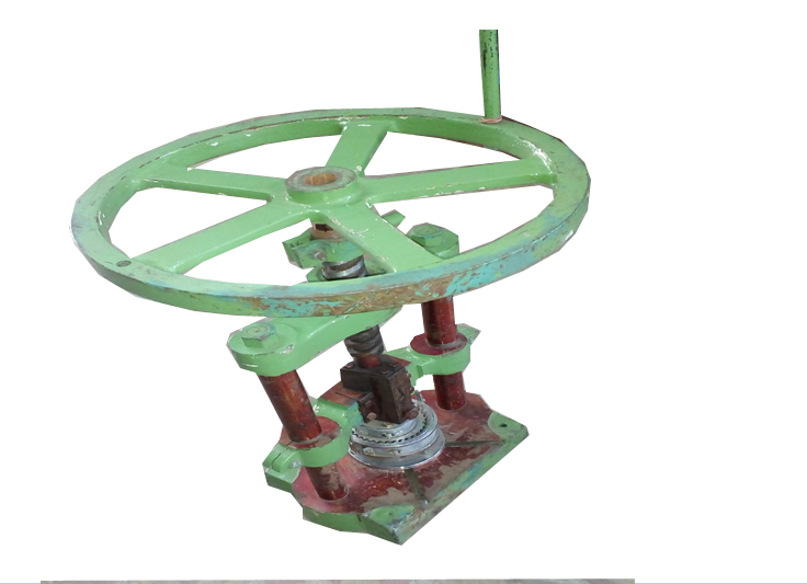 Hand Operated Press Machine