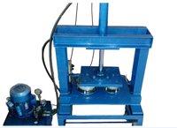 Semi Auto Hydraulic Paper Plate Machine