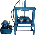 Semi Auto Paper Plate Making Machine
