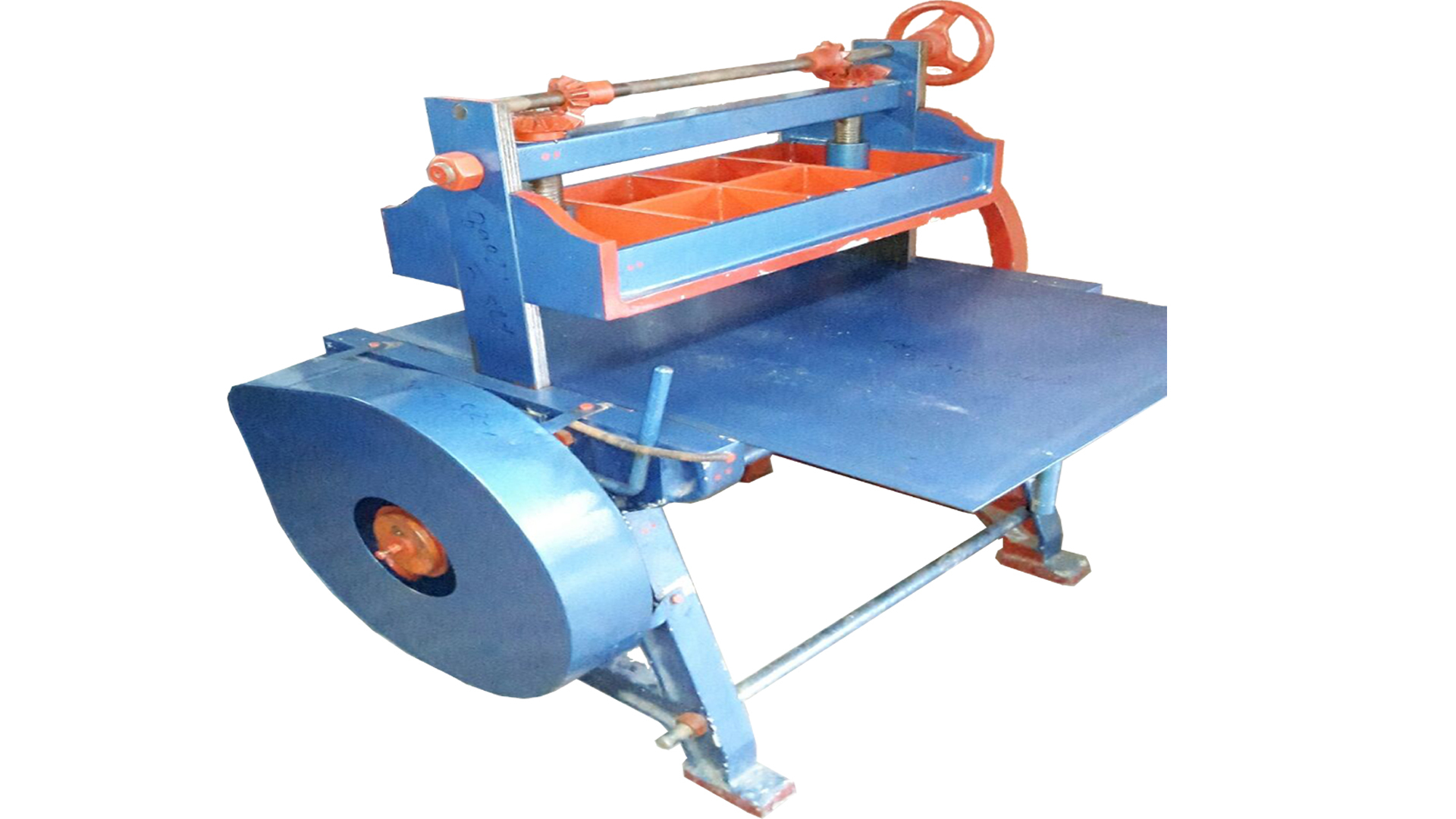 Paper Cutting Machine