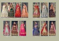 New Designer Lahenga Saree