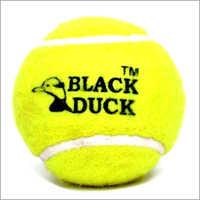 Black Duck Cricket Tennis Ball