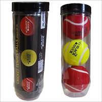 Jaspo Black Duck Cricket Tennis Ball PRO-(3)