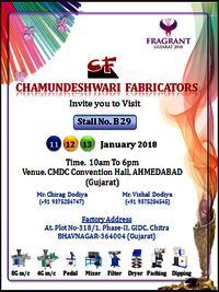 Fragrant Gujarat 2018 Tradefair