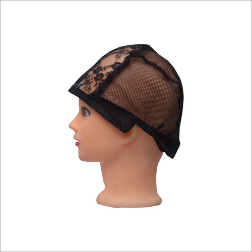 Black Hair Wig Weaving Cap