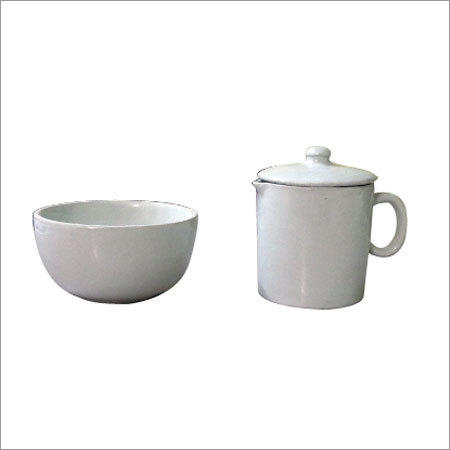 Tea Testing Cup, Bowl and Lead