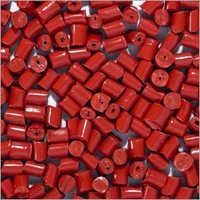 PBT Red Granules
