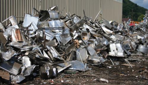 Zinc Waste and Scraps