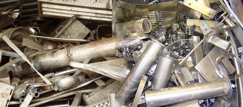 zinc wast and scraps