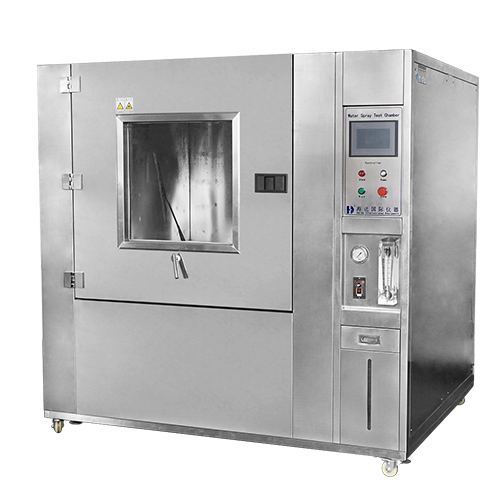 High temperature & pressure water test chamber