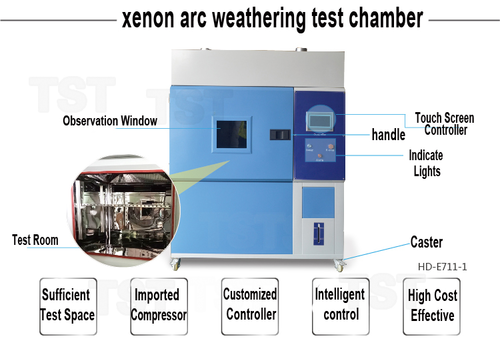 Xenon Weathering Test Chamber(Air Cooled)