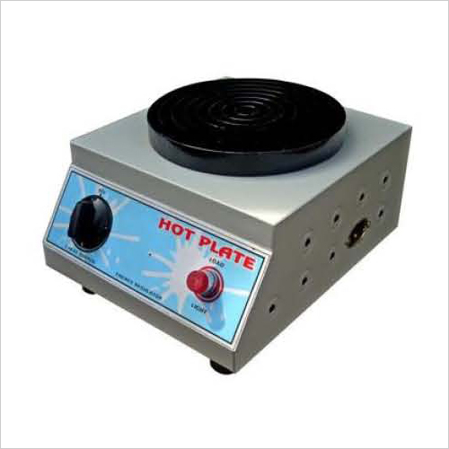 Hot Plate (Round-Rectangular)