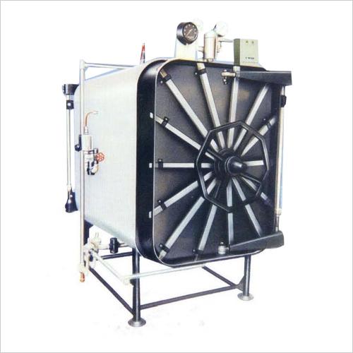 Rectangular Steam Sterilizer  (Horizontal)