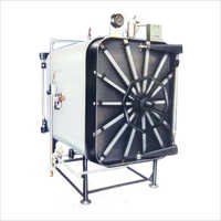 Rectangular Steam Sterilizer  (Horizontal)